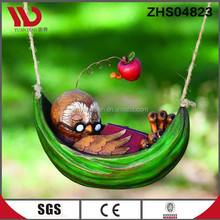 2015 hot New design hanging garden ornaments