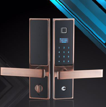 Digital Biology door lock for room doors CST-Z06 : electronic door - pezcame.com