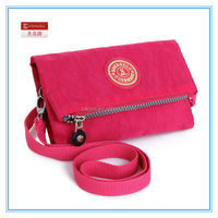 Wholesales high quality cosmetic women small messenger bag for lady