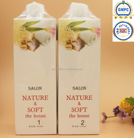 Nature & Soft hair relaxer kit perm solution 1000ml*2 OEM ODM Perfect Link