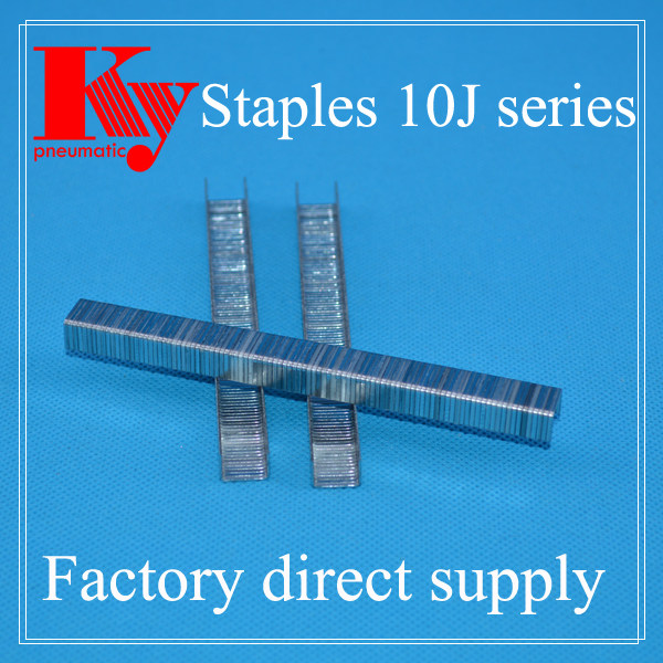 20 ga max 10j galvanized staple 1022J ( Factory )