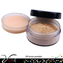 PL#5 2016 new arrival foundation makeup single loose face powder for base layer