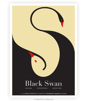 Black Swan Movie Quotes Poster
