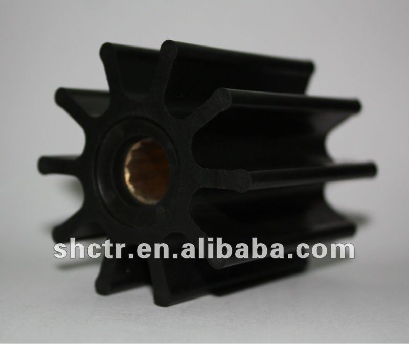 Felxible impeller replace Kashiyama SP-130/ISUZU 5-26236006-6