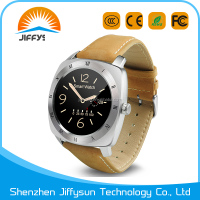 Jiffysun Hot sales factory circular smart watch VJS17