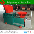 hongji brand sunflower seed shells charcoal briquette machine/wood sawdust briquette machine
