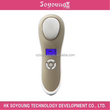 Factory supply home cold sonic skin tightening machine