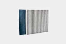 Carbon car cabin air filter for Accent IV (RB)/Genesis Coupe/Tucson/Veloster/i40 OEM OBM Good for filtrating PM2.5