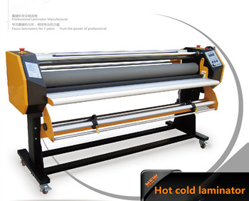 1700mm Hot Sale Large Format Electric Control Cold & Hot Laminator