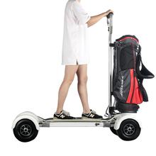2019 Prominent Christmas Gift EcoRider E7-2 Golf 2000W Electric Skateboard Cart for Golf Sports Scooter Important Housewares