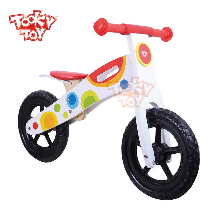 New fashion ride on toy car wooden balance bicycle, wooden bike, wooden balance bike
