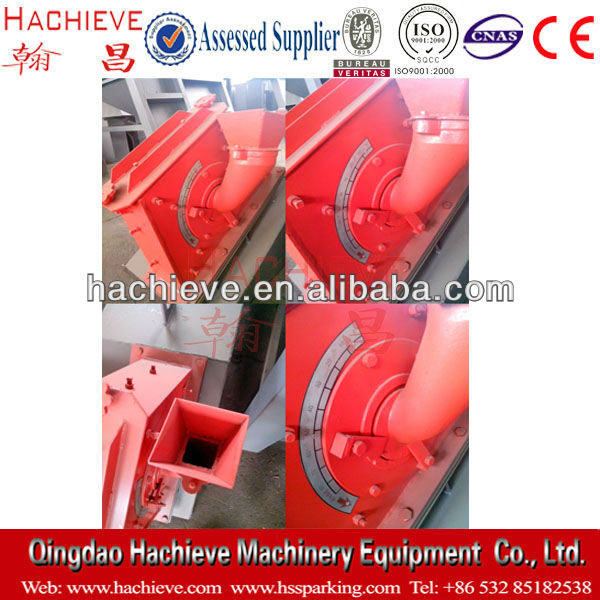 Shot blasting machine spare parts blast wheel and abrator