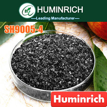 Huminrich High Market Share And Wide Distribution Net Potassium Humate Shinky Flakes