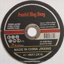 4 inch Resin Cutting Disc for metal