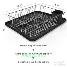 High quality kitchen dish storage plate rack