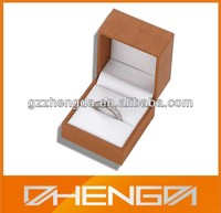 High Quality Custom Leatherette Ring Boxes Wholesales