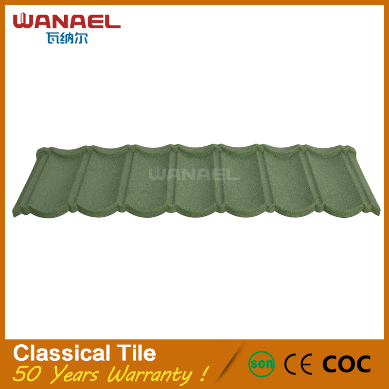Multi Optional Color Sound Proof Cheap Shingle Frame Sturcture Roofing Materials Name