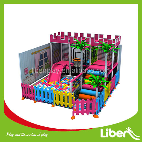 China latest cheap high quality commerical children indoor playground soft play