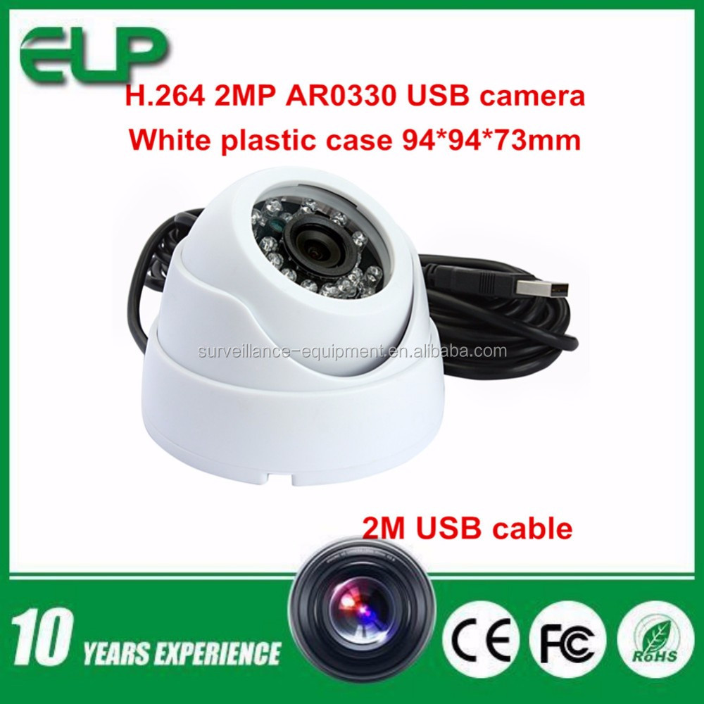 H.264 AR0330 full hd 30fps room mini hidden cctv dome camera with audio function