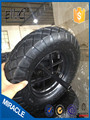 4.00-8 french wheel model air rubber wheel/wheelbarrow tyre