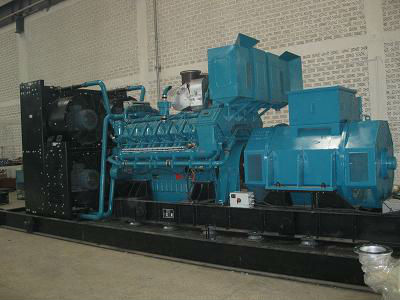 20kw-1MW diesel and gas generator sets