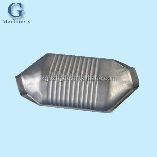 automotive stamping catalytic converter