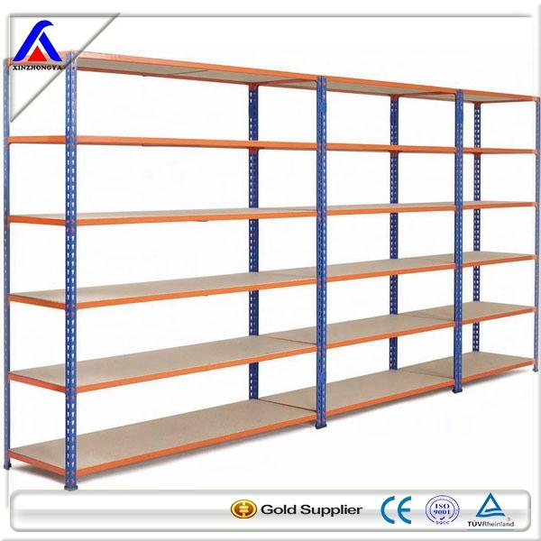 Warehouse Bolt Light Duty Steel Fabrication Rack Q235