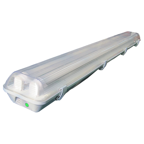 factory supply led rechargeable emergency tube light circuit for supermarket