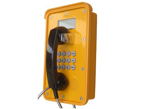 Power Line Carrier Communication Manufacturer Ip67 Telephone Weatherproof Telephone