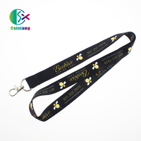 Good Looking Dye Sublimation Lanyards With
