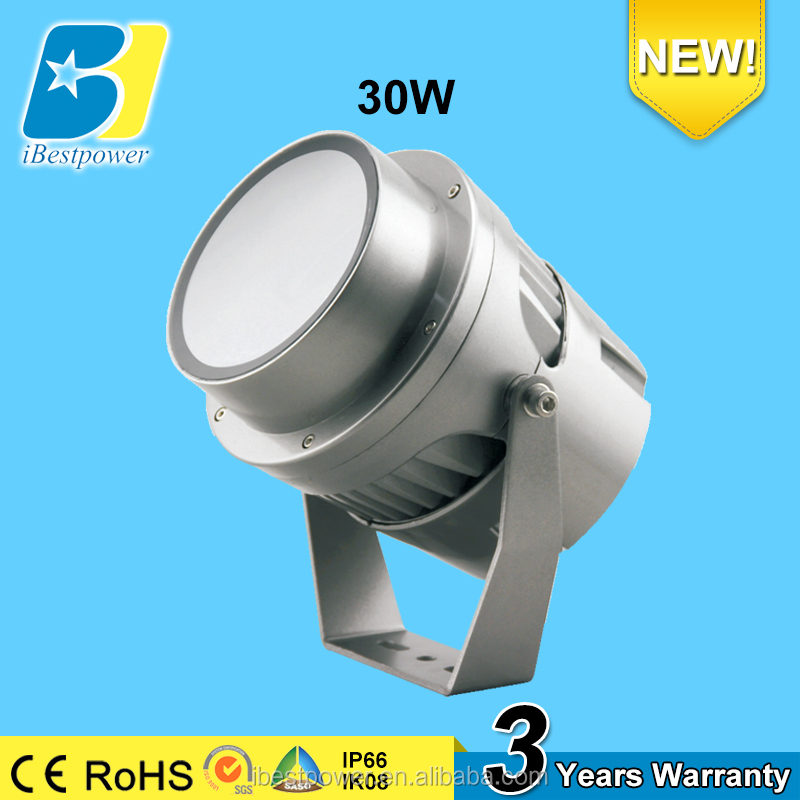 IP66 Waterproof MeanWell Driver 30W COB LED Flood Light