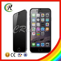 2015 hottest 2.5D 3m for iphone 6/5s privacy screen protector