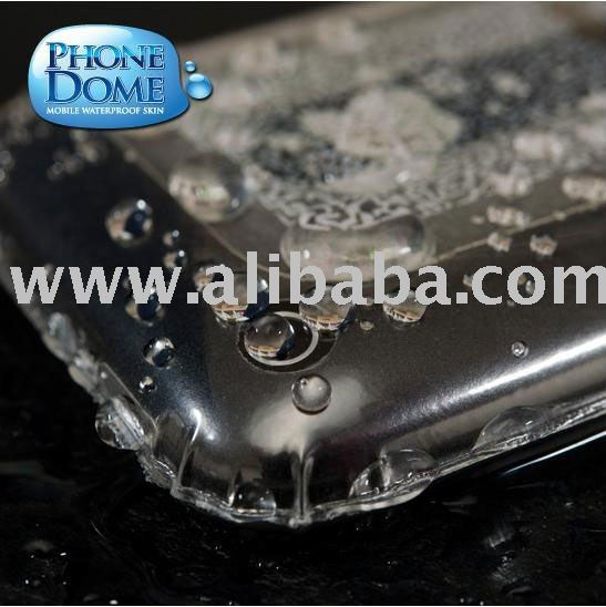 PhoneDome - Waterproof Skin for iphone 3G, iphone 4