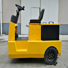 6ton capacity tow electric aircraft tow tractor with CE/ISO Certification