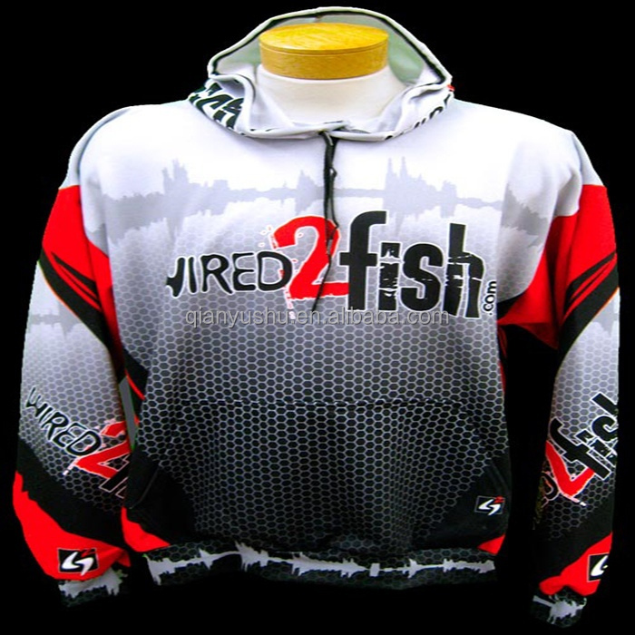 Custom Sublimated Hoodie Manufacturer