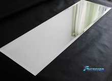 beveled frameless bathroom glass mirror
