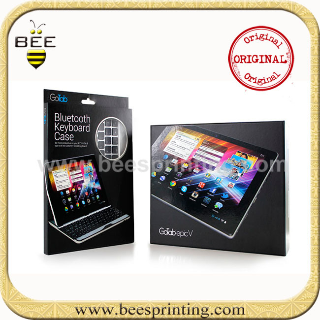 shenzhen customized bluetooth keyboard lifeproof for ipad mini case packaging box