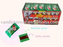 Jelly Gum with Watermelon Chewing Gum