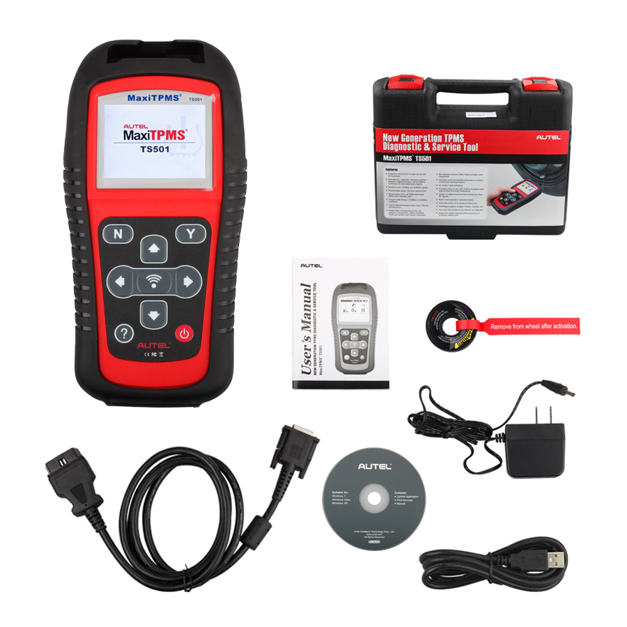 Cheapest price for New TPMS diagnostic and service tool MaxiTPMS TS501