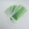 Disposable Green Hair Remove Waxing Strips