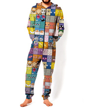 jumpsuit for men, disposable pajama, spring pajamas
