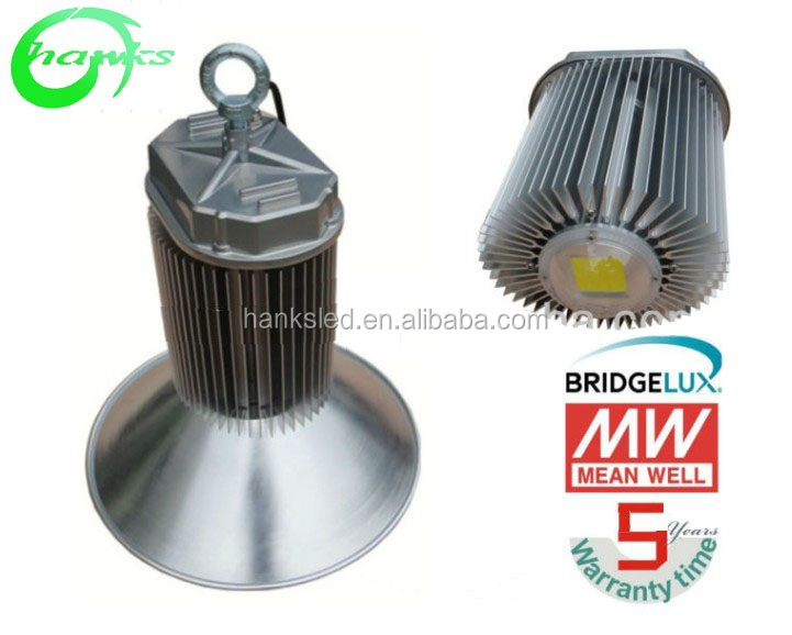 SAA 5 year warranty Epistar 45Mil 200W led high bay light