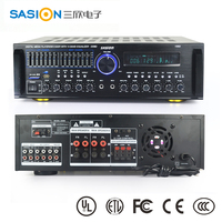 SASION 600W 5.1 audio amplifier equalizer amplifier amplifier