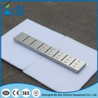 C100 modern style top sell linear stainless shower channel drain