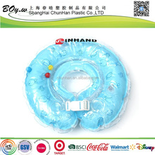 Factory Safety Aids Baby Infant Swimming Pool Bath Neck Floating pvc Inflatable infant swim ring