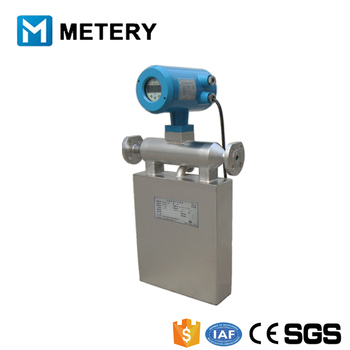DN6mm cheap price high pressure coriolis mass flow meter