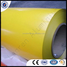 Color coated 1050 3003 gutter aluminum coil