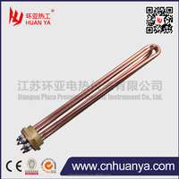 Customized Flange 6KW Immersion Heater With UL Approval