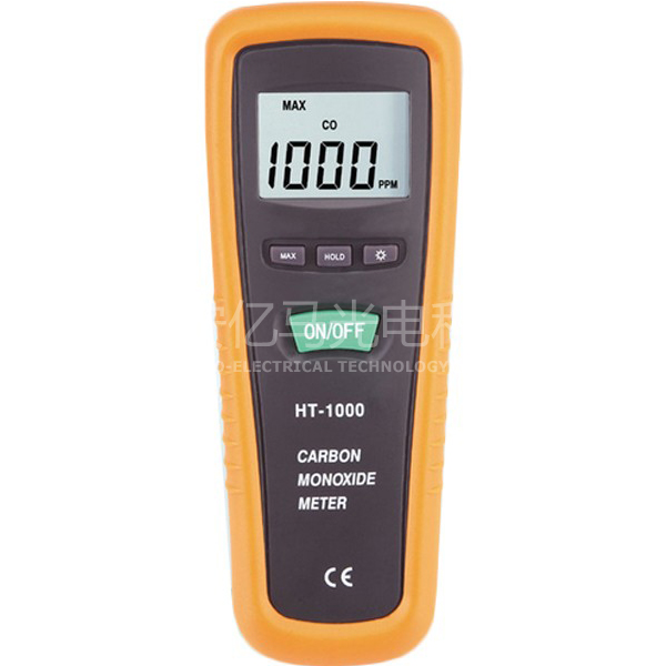 EA037 0~1000ppm CO Carbon Monoxide detector CO monitor meter