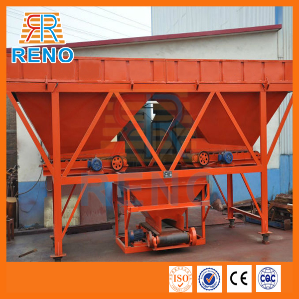 Small and portable cement dosing machine with two or three weighting hopper from china
